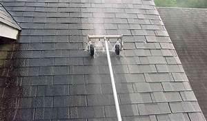 Nettoyage Toiture Karcher : d mousser et nettoyer toiture en ardoise m thode et prix ~ Dallasstarsshop.com Idées de Décoration