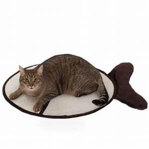 Tapis Pour Chat : poisson vario tapis griffer pour chat zooplus ~ Teatrodelosmanantiales.com Idées de Décoration