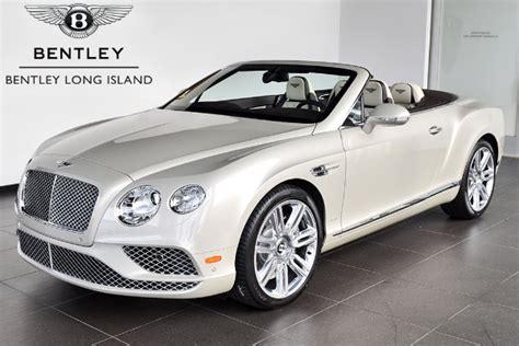 2018 Bentley Continental Gt Convertible Mulliner