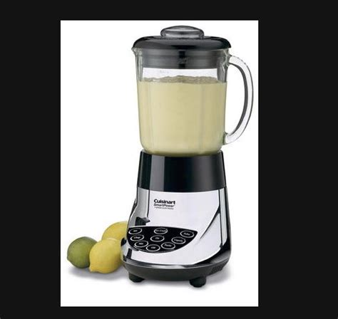 cuisinart smartpower big blender giveaway