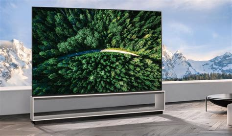 Lgs 88 Inch 8k Oled Tv Hits Australia For 60k Pickr