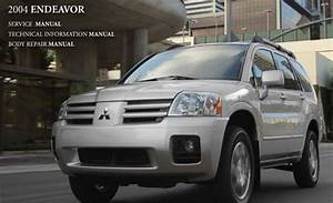 2004 Mitsubishi Endeavor Service Repair Manual Download