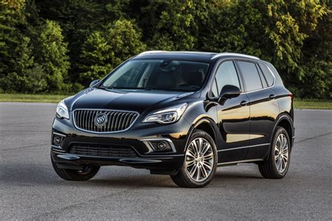 2018 Buick Envision Info, Pictures, Specs, Wiki  Gm Authority