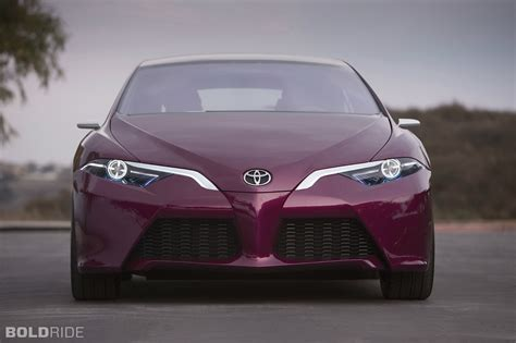 toyota ns advanced plug  hybrid concept car