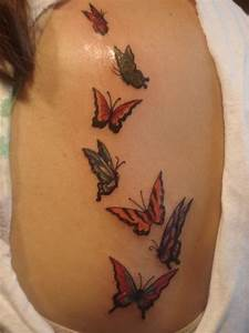 52+ Latest Butterfly Tattoos Ideas Collection