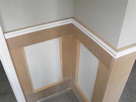 Wainscoting In The Basement Part 6