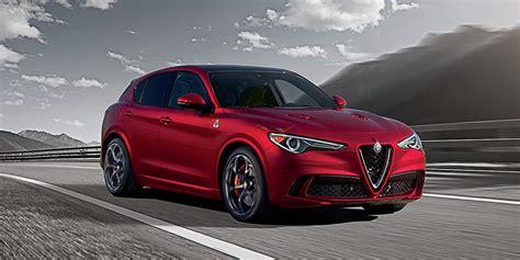 New Alfa Romeo Usa by Stelvio Quadrifoglio The All New Alfa Romeo Italian Suv
