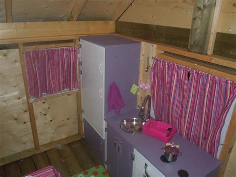playhouse  swingset ana white