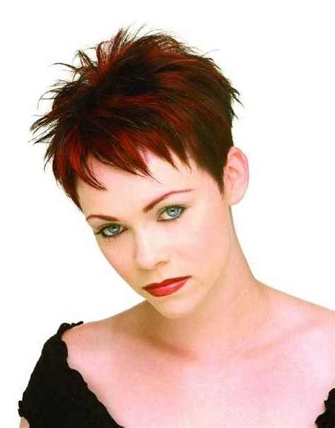 Spiky Pixie Hairstyles by 20 Best Ideas Of Spiky Pixie Haircuts