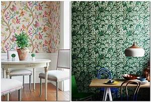 Kitchen Wallpaper: 15 Ideas for Any Interior & Buying ...