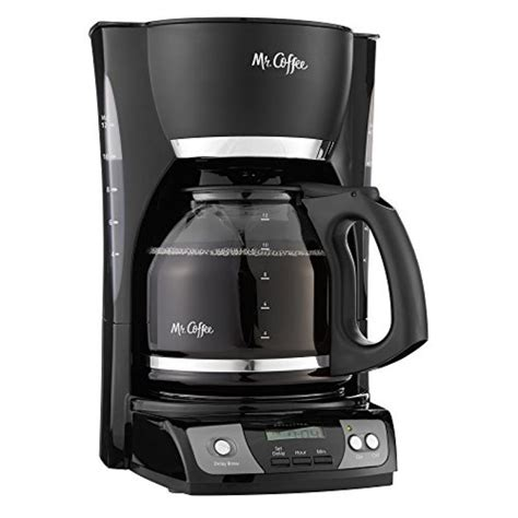 I just recently became a coffee lover and. Mr. Coffee 12 Cup Programmable Coffee Maker - Walmart.com ...