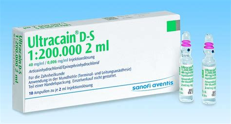 ultracain    ml patienteninformationen