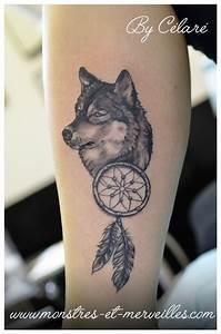 Loup Tatouage Signification : tatouage loup origami cochese tattoo ~ Dallasstarsshop.com Idées de Décoration