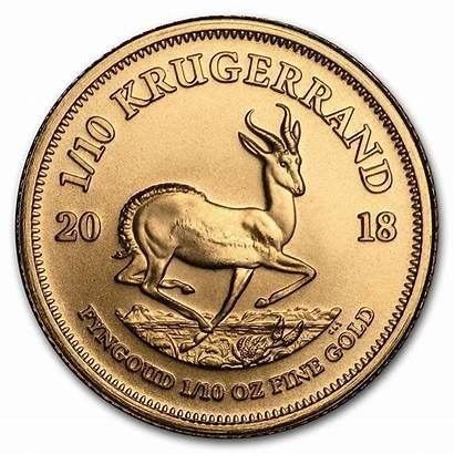 Krugerrand Oz Munt Ounce Troy Gouden Coin