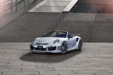 Stunning Techart Porsche 911 Turbo S Cabriolet Gtspirit