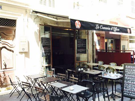 commis de cuisine marseille cuisine française marseille le commis d 39 office spots