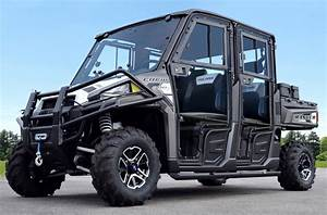 Polaris Ranger 900 Crew Full Cab System By Curtis Industries