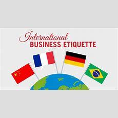 International Business Etiquette  Southeastern University