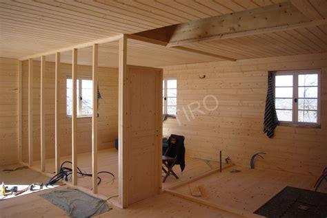 cloison bois on decoration d interieur moderne cloisons maison ossature bois idees 800x536