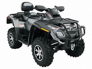 Can-am   Brp Outlander Max 800 Ho Efi Limited Specs