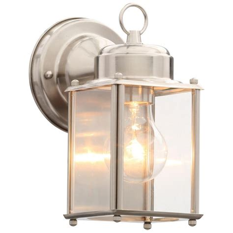 outdoor wall lights sconces lanterns   home