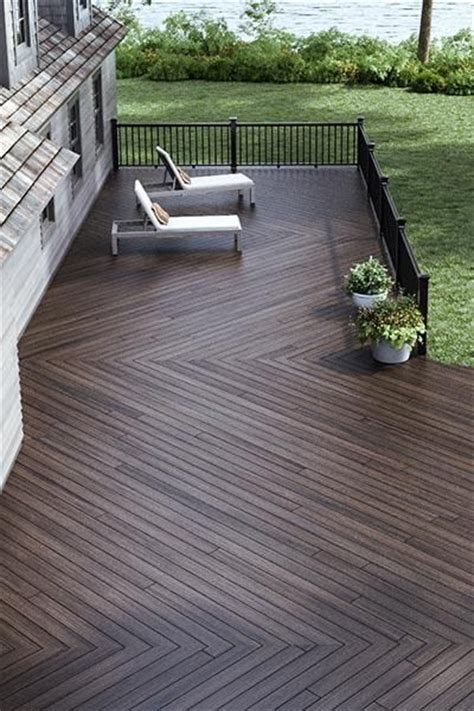 Trex Decking Home Depot Canada by 25 Best Ideas About Composite Decking On