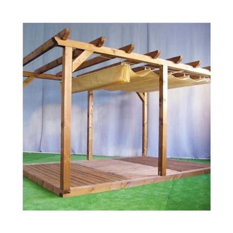 25 best ideas about toile pergola on toile pour pergola pergola r 233 tractable and