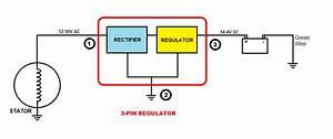 6 Wire Voltage Regulator Wiring Diagram