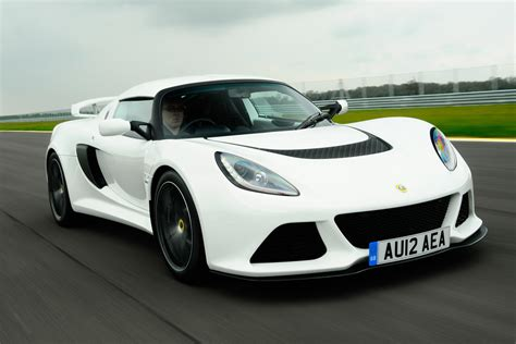 Lotus Exige S automatic on sale now | Auto Express