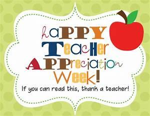 Teacher Appreciation Day | Peace, Love, Learn