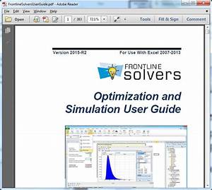Installing Analytic Solver Data Mining  U0026 Obtaining A