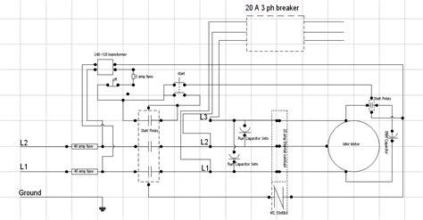 Rotary Phase Converter