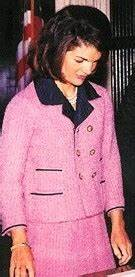 Jackie Kennedy's Pink Suit   Lisa's History Room