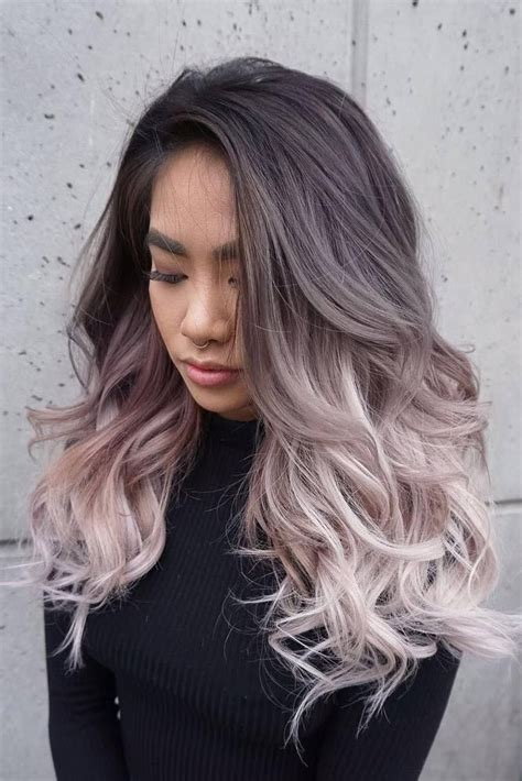 how to style your ombre hair nouvelle tendance coiffures pour femme 2017 2018 voici 4509