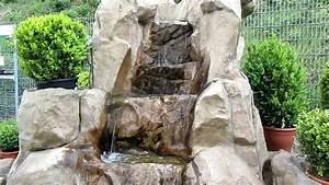 Wasserfall Garten Selber Bauen : k nstliches wasserfall f r den garten youtube ~ A.2002-acura-tl-radio.info Haus und Dekorationen