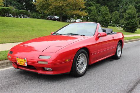 1991 Mazda Rx-7 Convertible For Sale #83677