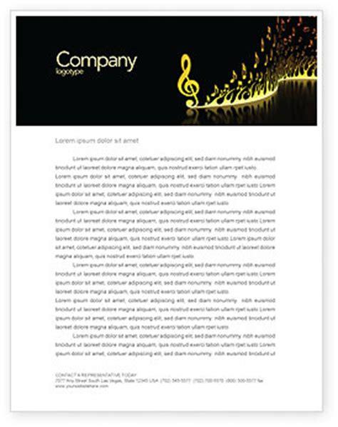 modern  letterhead template layout  microsoft