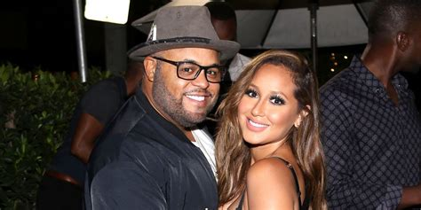 Adrienne Bailon's Almost-husband Caught In A Major