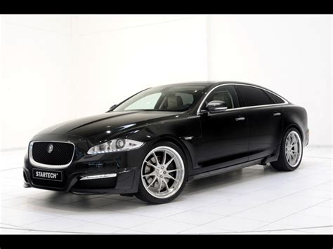 2013 Startech Jaguar Xj Wallpaper