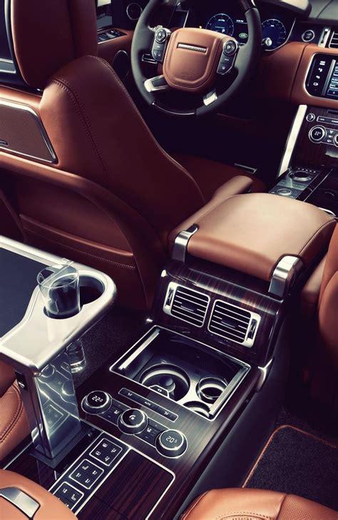 burgundy range rover interior pin by angel on luxury pinterest