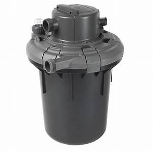 Filtration Biologique Pour Bassin A Poisson : filtre mcanique biologique et uv pour bassin 6000l maxi ~ Premium-room.com Idées de Décoration
