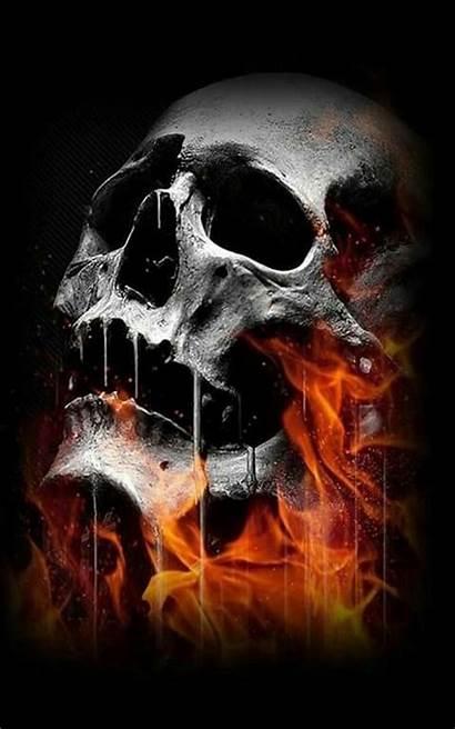 Skull Android Apk Screen