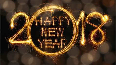 Full Size Happy New Year 2018 Wallpaper Image 2018 Live