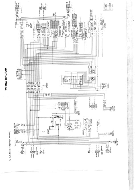 wiring diagram for nissan 1400 bakkie 6 nissan nissan diagram cars motorcycles