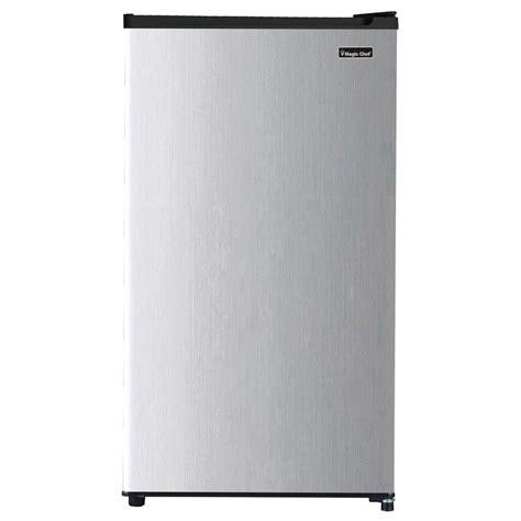 magic chef  cu ft mini fridge  freezer