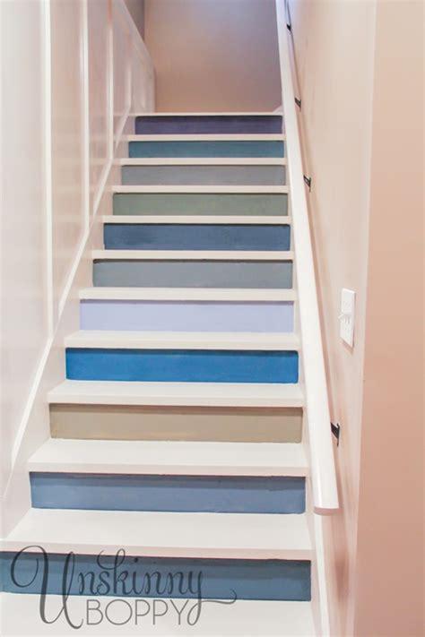 hometalk update  basement staircase  paint