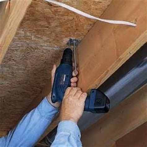 Fix Squeaky Floors By Pull The Subfloor And The Joist
