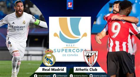 Ver DirecTV EN VIVO Real Madrid vs Athletic Bilbao ...