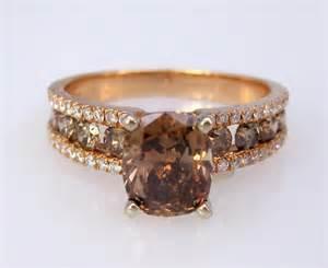 chocolate engagement ring engagement rings chocolate 2 styleengagement