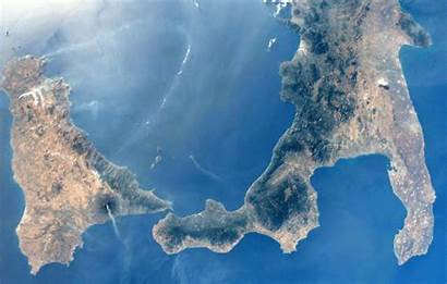 Italy Southern Iss Space Station International Reid